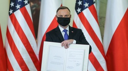 Prezydent podpisał ratyfikację umowy o wzmocnionej współpracy obronnej z USA - miniaturka