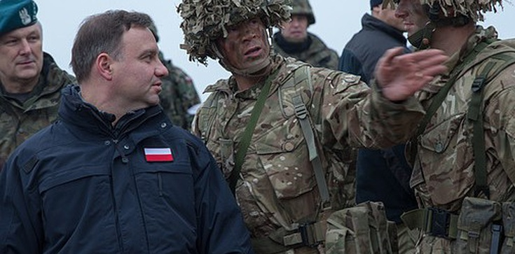 W przyszłym roku powstanie Kompania Obrony Terytorialnej na wschodzie Polski - zdjęcie