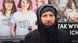 Tylko u nas! Jan Bodakowski. Warszawa. Kolejny atak na obrońców życia [Wideo] - miniaturka