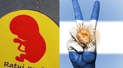 Argentyński sędzia zawiesił prawo aborcyjne w całym kraju - miniaturka