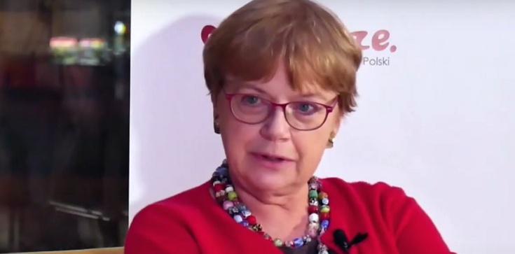 Prof. Marczyńska: Przedłużanie zamknięcia szkół musi się skończyć - zdjęcie