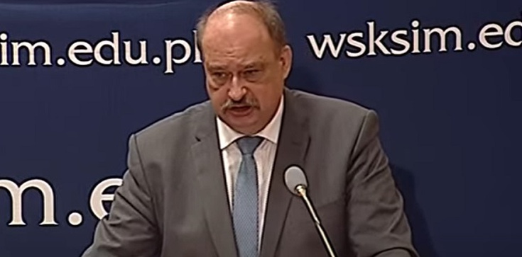 TYLKO U NAS. Prof. Wojciech Polak: W Brukseli musimy grać twardo i nie iść na żadne zgniłe kompromisy - zdjęcie