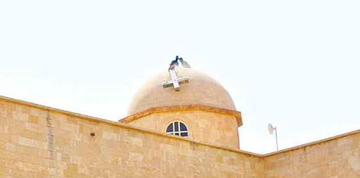 Islamiści zamienili kościół św. Józefa w meczet! - zdjęcie