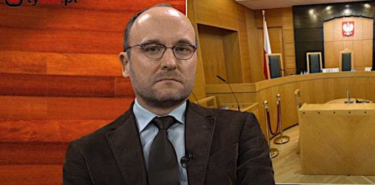 Sędzia Kamil Zaradkiewicz odroczył obrady Zgromadzenia Ogólnego Sędziów Sądu Najwyższego - zdjęcie