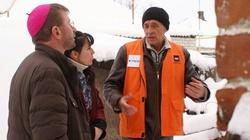 Projekt ,,Papież dla Ukrainy'' wsparł prawie milion osób  - miniaturka