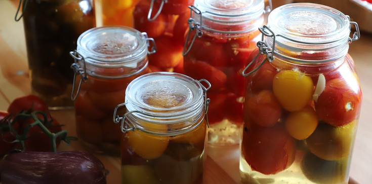 A może kiszone pomidory? Zdrowe i fantastycznie działają na urodę! - zdjęcie