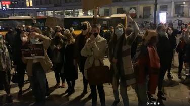 Piasecki: To prosta droga do skompromitowania protestów - miniaturka