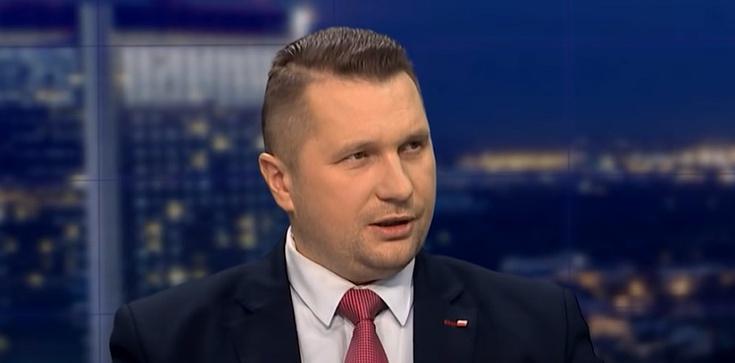 Prof. Czarnek: ,,Senat wyłamuje się z państwa polskiego'' - zdjęcie