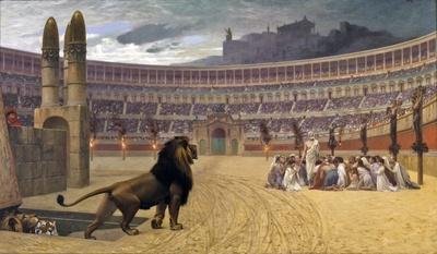 Modlitwa za prześladowanych chrześcijan