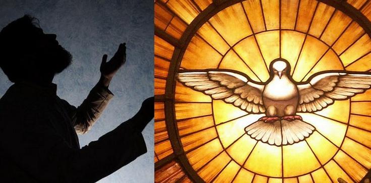 W oczekiwaniu na Zesłanie Ducha Świętego - zdjęcie
