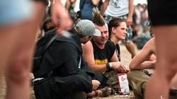 Wystartował ''Przystanek Jezus''! Ewangelizatorzy ruszyli w tłum Woodstockowiczów - miniaturka
