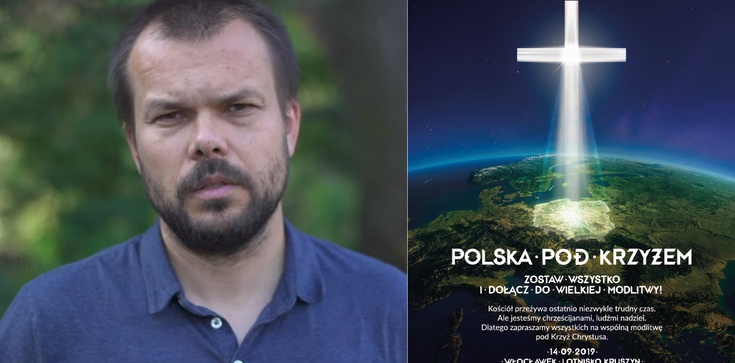 Maciej Bodasiński dla Frondy: Potrzebujemy Krzyża, aby żyć. Bez wiary zginiemy! - zdjęcie