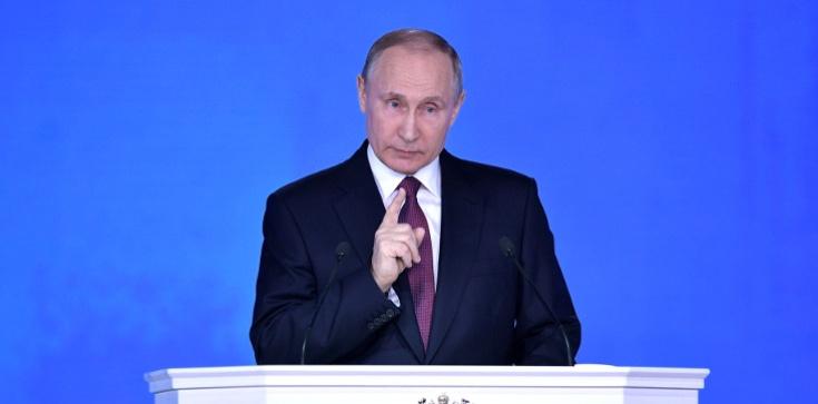 Putin zabrał głos ws. nalotów. Chce posiedzenia Rady Bezpieczeństwa ONZ - zdjęcie
