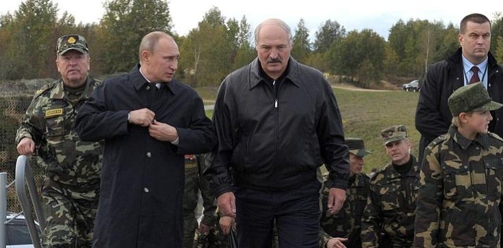 Sondaż: Białorusini nie chcą do Rosji - zdjęcie