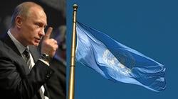 Bloomberg:Putin chce wykorzystać ONZ do okupacji Ukrainy - miniaturka