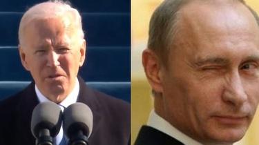 Biden ostrzega Rosję: cyberataki mogą prowadzić do prawdziwej wojny - miniaturka