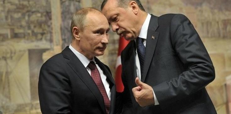 Erdogan u Putina. Co się stanie z Syrią? - zdjęcie