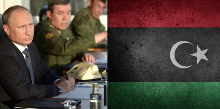 Nieudolne rosyjskie gierki w Libii - zdjęcie
