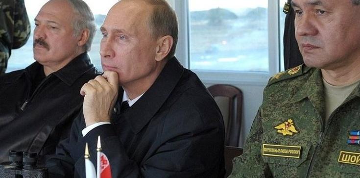 Białoruś będzie dla Putina trampoliną do inwazji na Polskę  - zdjęcie