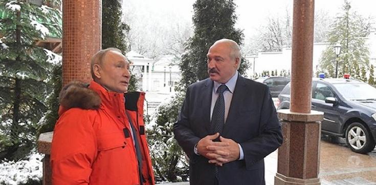 Rosyjski kredyt na krótko ratuje Białoruś - zdjęcie