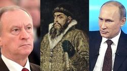 Były szef FSB Patruszew: Tak jak kiedyś Iwana Groźnego, Zachód oczernia Putina, aby przykryć własne problemy - miniaturka