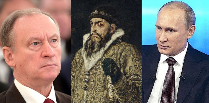 Były szef FSB Patruszew: Tak jak kiedyś Iwana Groźnego, Zachód oczernia Putina, aby przykryć własne problemy - zdjęcie