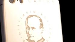 Homo... Putinicus? Powstała seria iPhonów ze złotym wizerunkiem Putina - miniaturka
