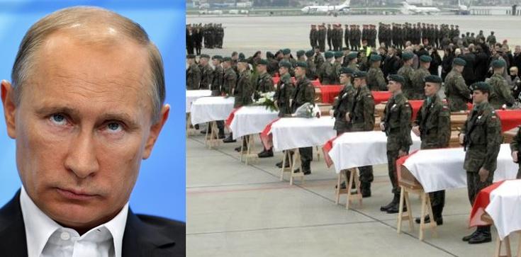 MSZ Rosji: Polska ma prawo szukać prawdy - zdjęcie