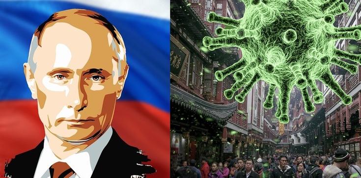 Co wydarzy się w sytuacji, gdyby Władimir Putin zachorował na COVID-19? - zdjęcie