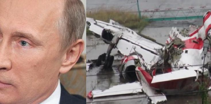 Putin: Rosja zrobiła wszystko, by wyjaśnić katastrofę smoleńską. Wraku na razie nie oddamy... - zdjęcie