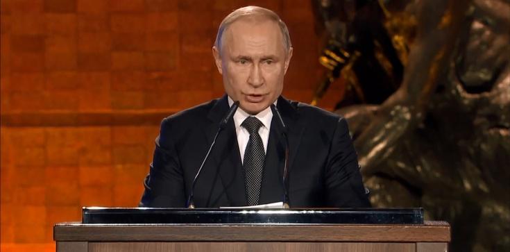 TYLKO U NAS! Marek Budzisz: Co wymyślono w bunkrze Putina? - zdjęcie