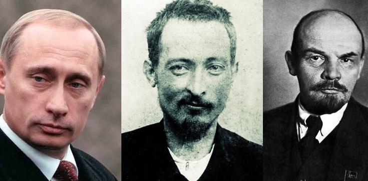 Kowalow: Putin=KGB=Dzierżyński=Lenin - zdjęcie