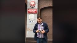 Zbigniew Stonoga opuścił areszt i atakuje PiS - miniaturka