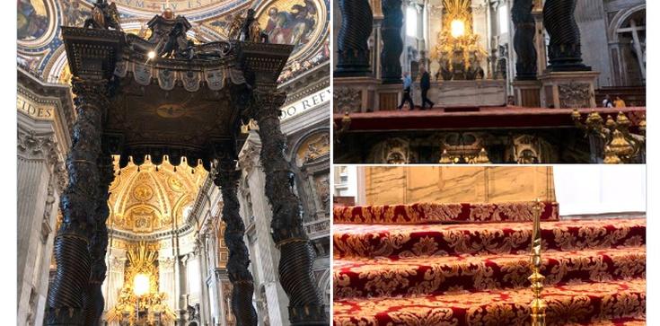 Profanacja krzyża w Watykanie! To już druga taka sytuacja w ciągu tygodnia! - zdjęcie