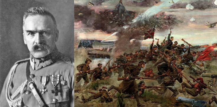 Wielka ,,młócka bolszewikow'' - 24 sierpnia 1920 r. - zdjęcie