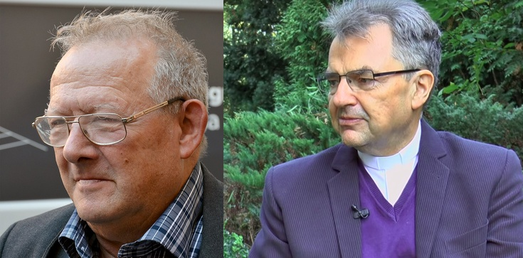 ,,Wyborcza'' przeżywa, że Polacy modlą się za wybory. Mocna odpowiedź ks. prof. Pawła Bortkiewicza  - zdjęcie