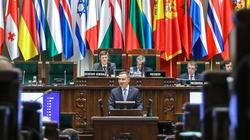 ''Rosja stwarza najpoważniejsze zagrożenie'' Przeczytaj CAŁE przemówienie prezydenta Dudy - miniaturka