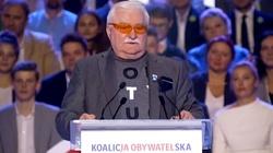 Kuźmiuk: Kidawa-Błońska o Titanicu, więc Wałęsa został górą lodową - miniaturka