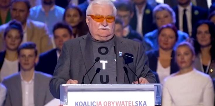 Kuźmiuk: Kidawa-Błońska o Titanicu, więc Wałęsa został górą lodową - zdjęcie