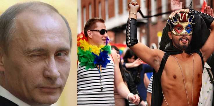LGBT i demoralizacja. Rosyjska wojna hybrydowa przeciw Zachodowi - zdjęcie