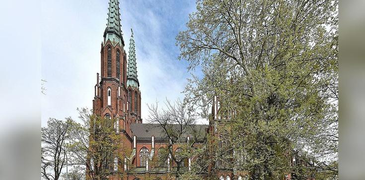 Profanacja Katedry Warszawsko - Praskiej! ,,Kolejny atak na Kościół'' - zdjęcie