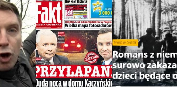 Jak Niemcy polskimi rękami niszczą Polskę! - zdjęcie