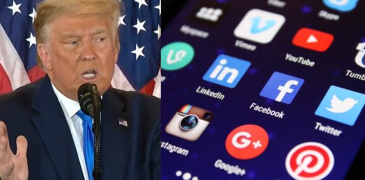 Banowanie polityków przez social media. Kontrofensywa Donalda Trumpa? Nowe prawo na Florydzie - zdjęcie