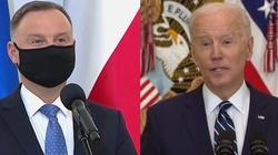 Prześladowania Polaków na Białorusi. Prezydent Andrzej Duda skierował list do Joe Bidena - miniaturka