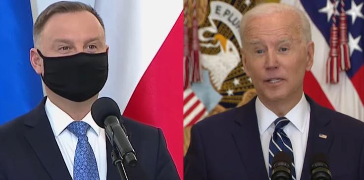 Prześladowania Polaków na Białorusi. Prezydent Andrzej Duda skierował list do Joe Bidena - zdjęcie