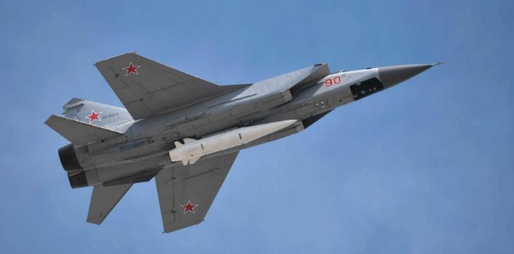 Rosja testuje pocisk rakietowy obok Krymu - zdjęcie