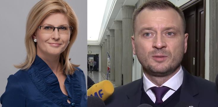 Iwona Arent oskarża Nitrasa o atak, ten zaprzecza - zdjęcie