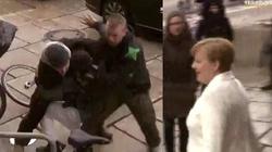 Islamski atak na Merkel? Jest film - miniaturka