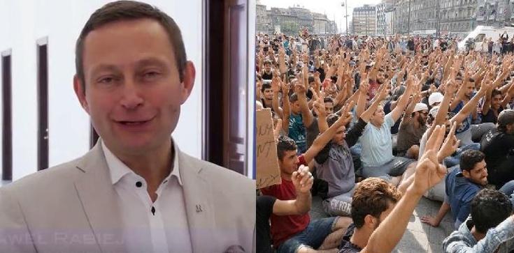 Rabiej grabarzem Nowoczesnej - zaprasza 10 tys. imigrantów - zdjęcie