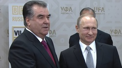 Rosja wzmacnia sojusz z Tadżykistanem. Chodzi o Afganistan - miniaturka